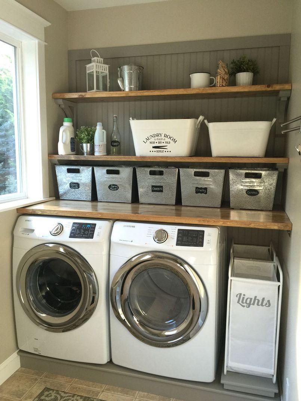 Jak urządzić pralnię w domu?