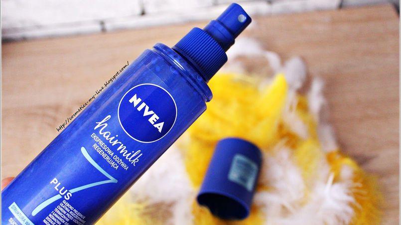 Nivea odżywka do włosów w formie sprayu