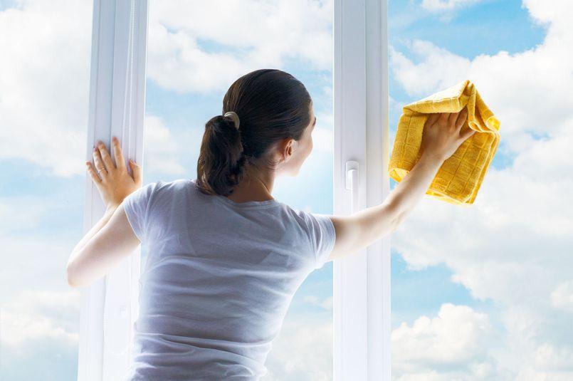 Mycie okien nie tylko dla profesjonalistów