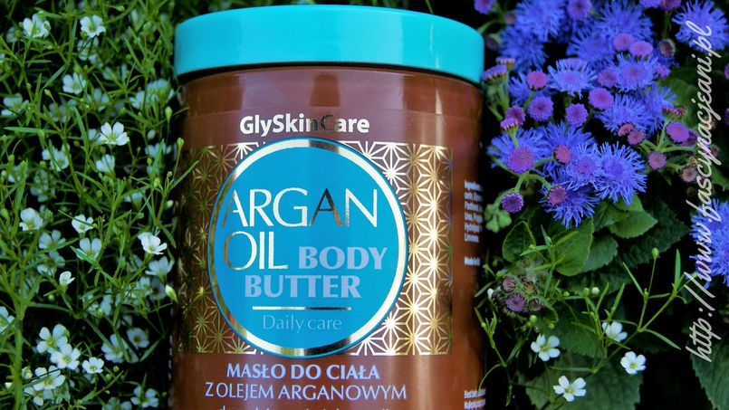 GlySkinCare – Masło z olejkiem arganowym – przyjemność pielęgnacji