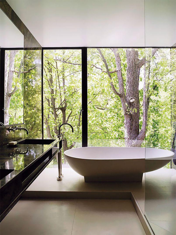Spokój i relaks w łazience