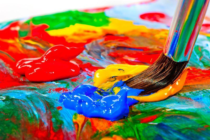 Sztuka malarstwa – nauka z książki