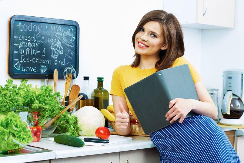 Dietetyczne książki, czyli poradniki żywieniowe