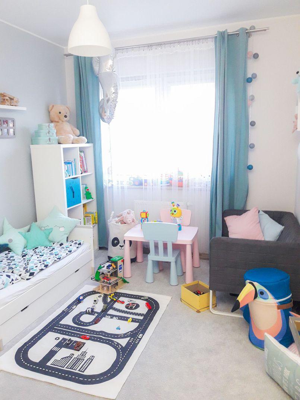 Metamorfoza pokoju dziecięcego, czyli krótka opowieść o tym jak odzyskaliśmy sypialnię