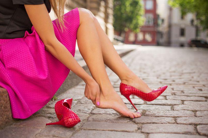 (Nie)zdrowe buty dla stóp. Część I