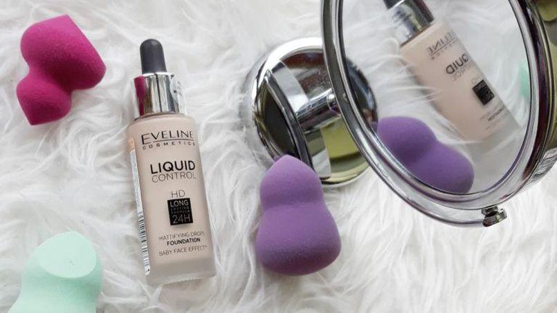 Eveline Cosmetics – Liquid Control HD. Taki fajny?