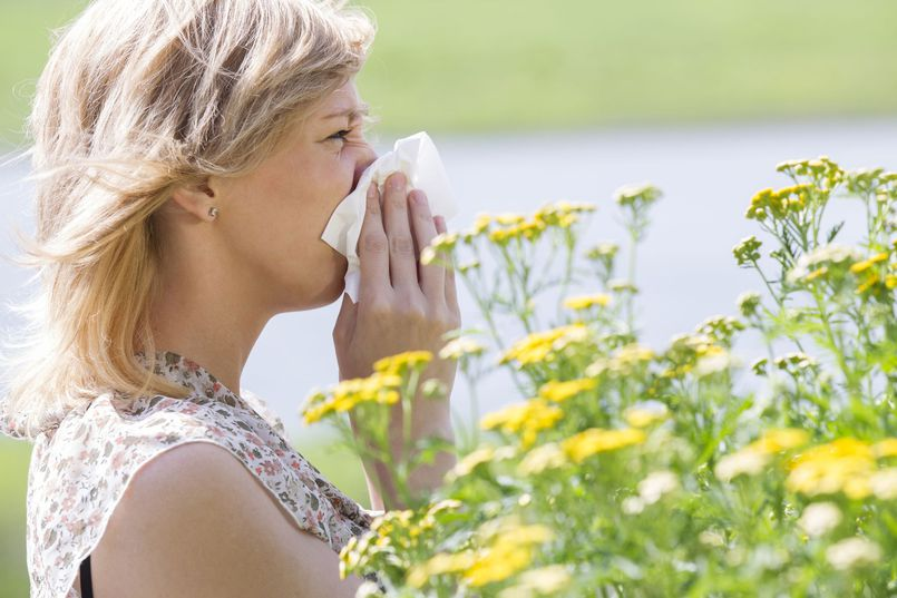 Jak rozpoznać alergię wziewną u dorosłego?