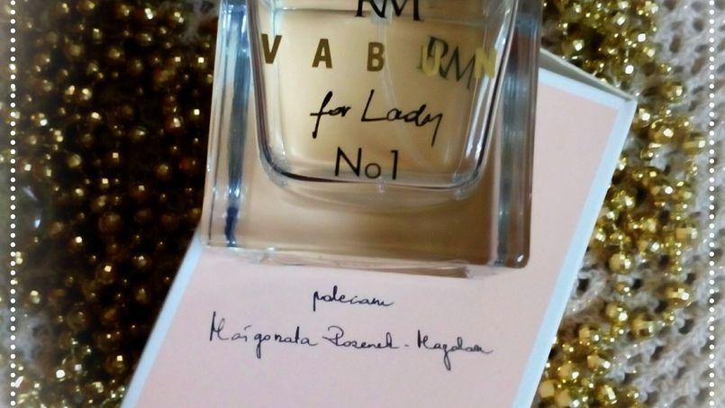 Perfumy stworzone przez Małgorzatę Rozenek-Majdan Vabun For Lady no.1