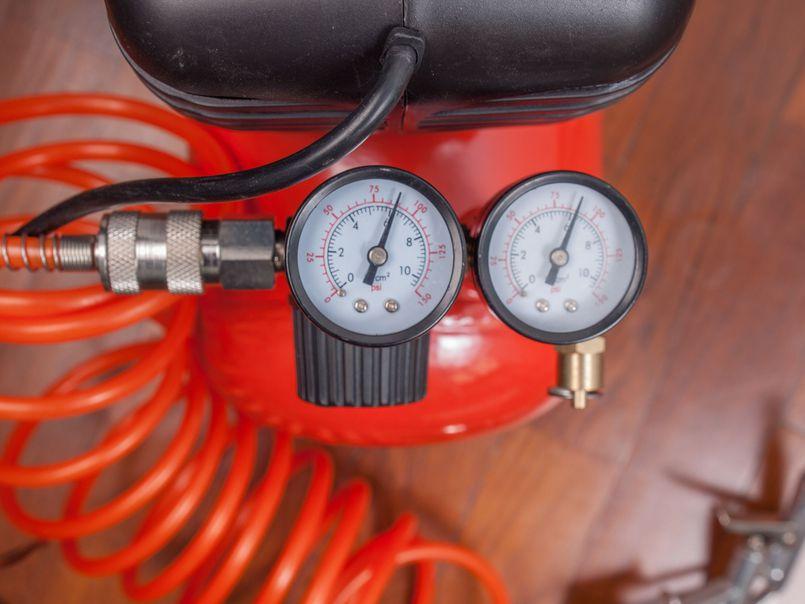 Sprężarki i kompresory do warsztatu