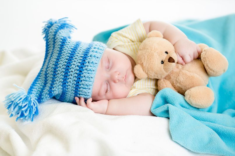 Spokojny sen malucha. Co zrobić, żeby dziecko zasnęło?