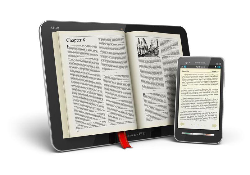 Czytniki e-booków: setki książek pod ręką