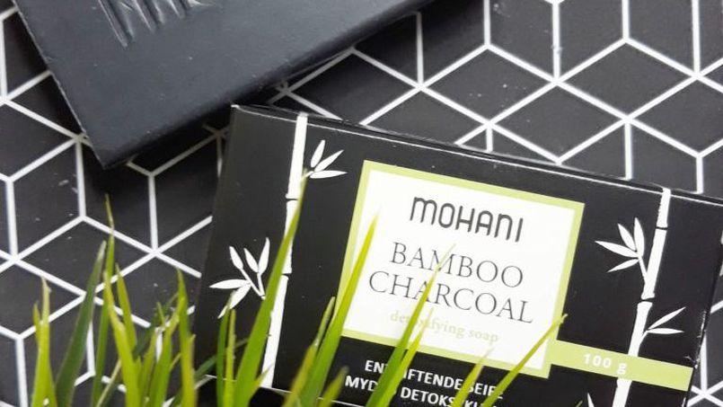 O poranku pojawił się wpis o czarnym mydełku MOHANI, zapraszam do przeczytania przy porannej kawie