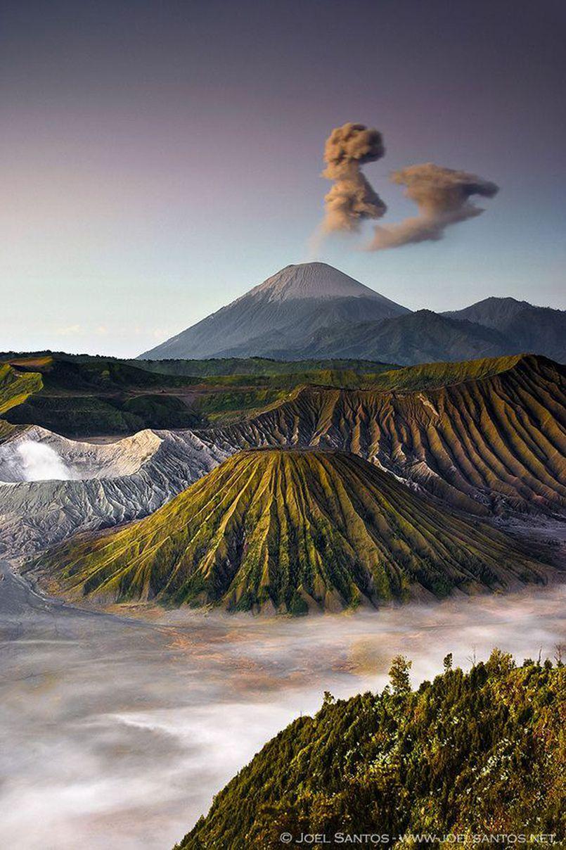 Najciekawsze wulkany do zwiedzania