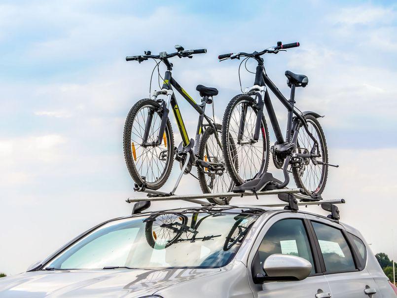 Bagażniki samochodowe na rower