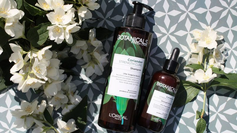 L'oreal Paris Botanical Fresh Care Kolendra