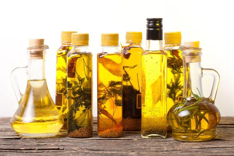 Oleje roślinne – które warto stosować w kuchni?