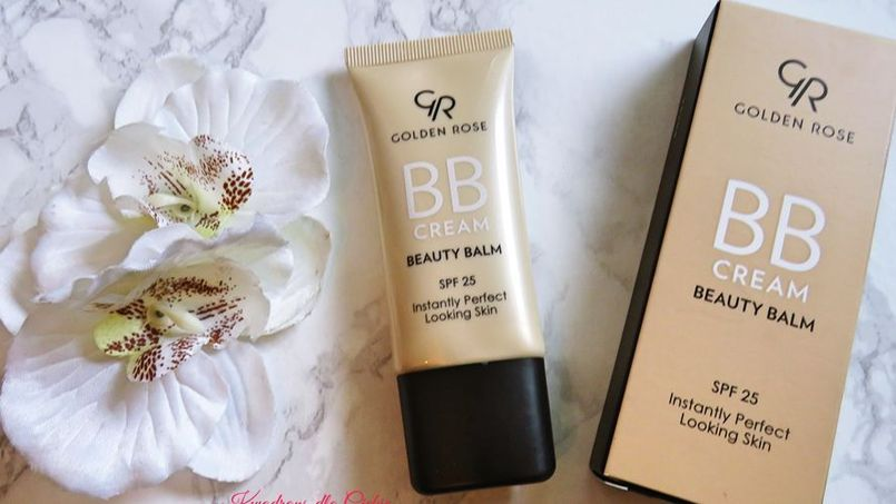 Golden Rose BB Cream Beauty Balm No Light :)