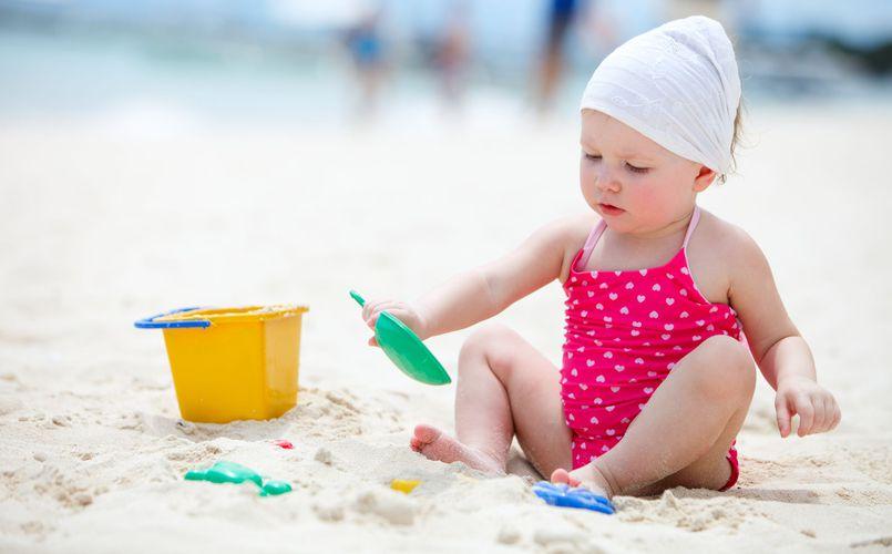 ABC plażowania z dzieckiem